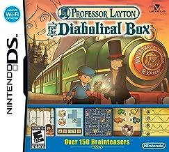 Professor Layton and the Diabolical Box (Renewed)