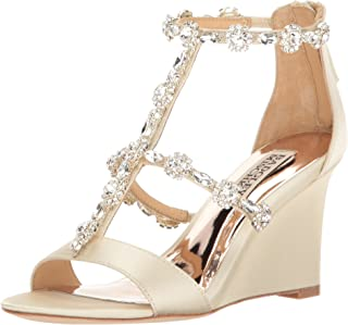 Badgley Mischka Women's Tabby Wedge Sandal