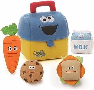 Best gund sesame street cookie monster lunch box playset Reviews