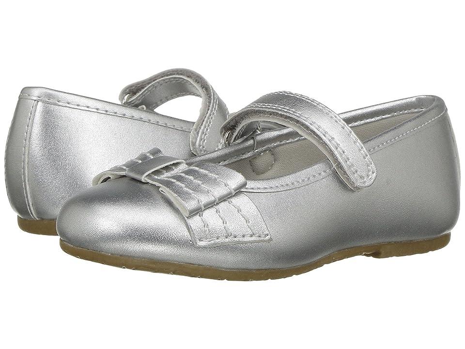 Rachel Kids Lil Porsha (Toddler) (Silver Metallic) Girl