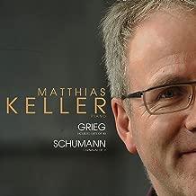 Grieg: Holberg Suite, Op. 40 / Schumann: Carnaval, Op. 9