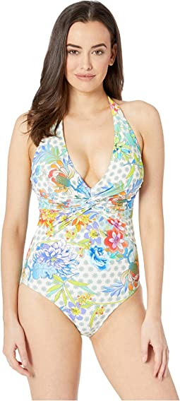Hurley Twist One-Piece