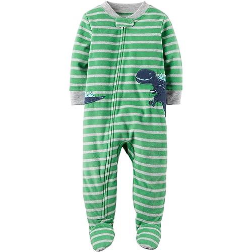 a1bbdae2323b Carter s Fleece Sleepers  Amazon.com