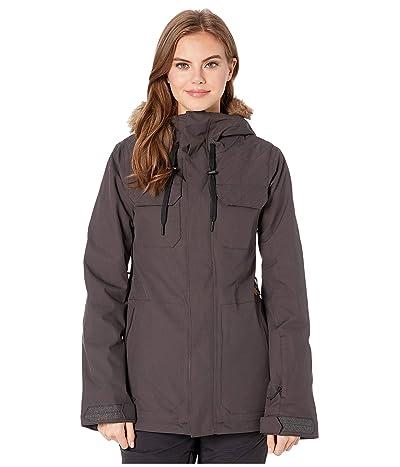 Volcom Snow Shadow Insulated Jacket (Vintage Black) Women