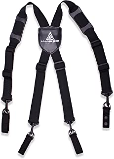 duty belt suspenders