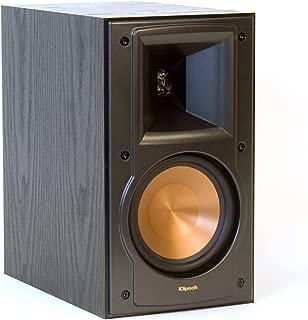 Klipsch RB-51 II (Pr) 2-Way Bookshelf Speakers,Black,Dimensions: 11.4