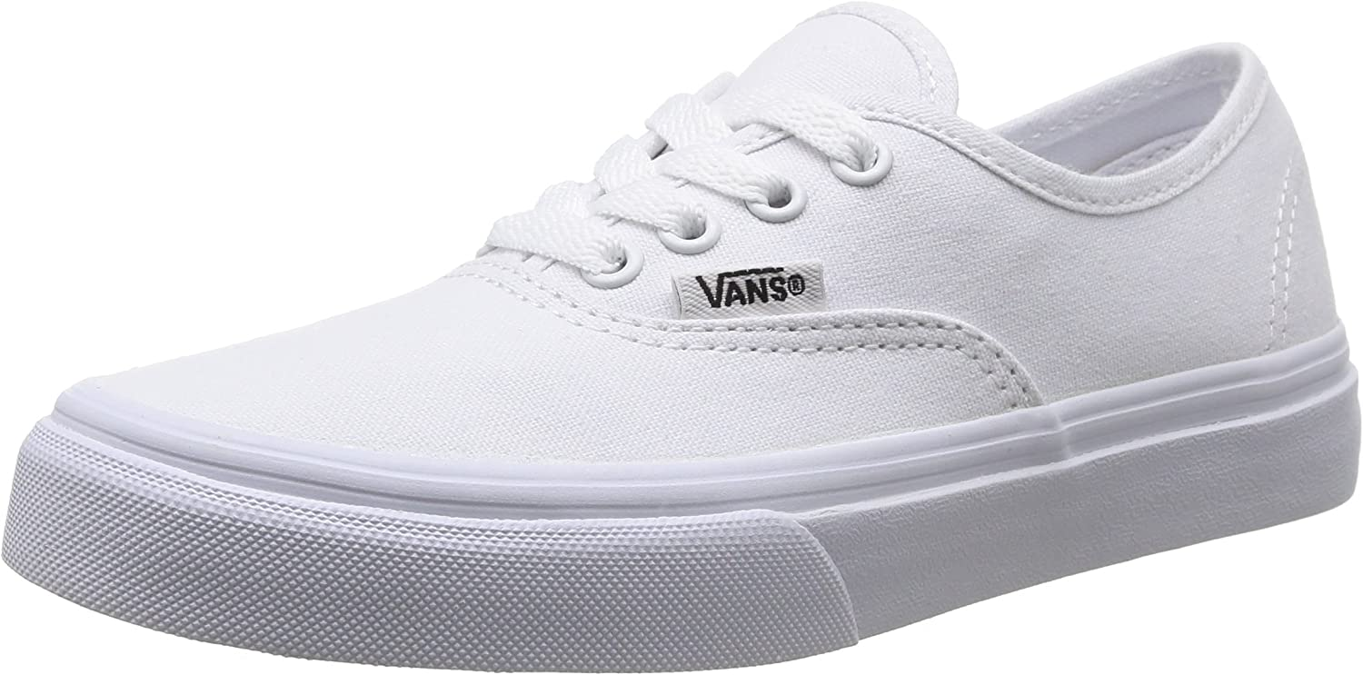 VANS AUTHENTIC (Canvas) Sneakers for Unisex Kids in Classic Colors, Stylish Prints and Fashionable Designs