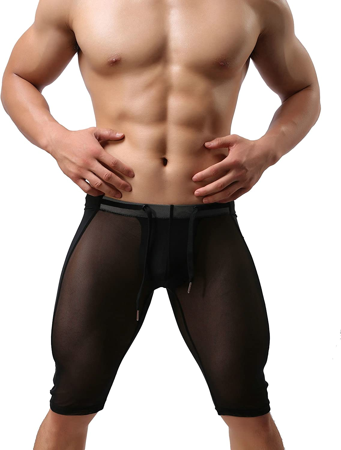 UltraHot Multi-Functional Sports Mens Shorts MuscleMate UltraHot Mens Compression Shorts