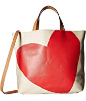 Frances Valentine - Art On Canvas Tote