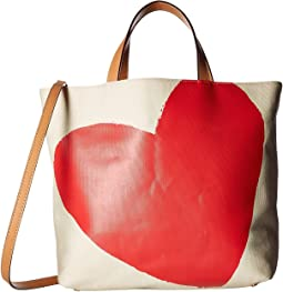 Art On Canvas Tote