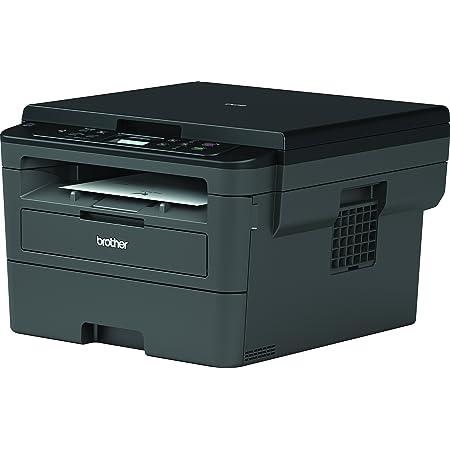 Brother Imprimante multifonction laser monochrome DCPL2510D gris -