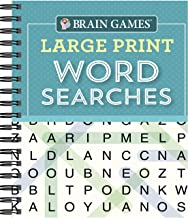 Download Brain Games - Large Print Word Searches (Teal) PDF