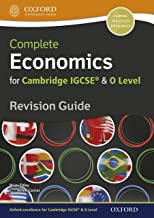 Economics for Cambridge IGCSE and O Level Revision Guide (Igcse & O Level Revision Guide)