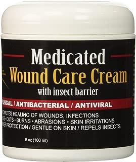 E3 Elite Medicated Wound Cream for Pets, 6 oz.