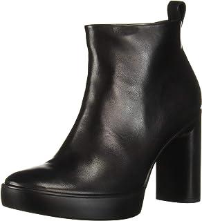 حذاء برقبة حتى الكاحل للنساء بتصميم منحوتات الحركة 75 من ايكو