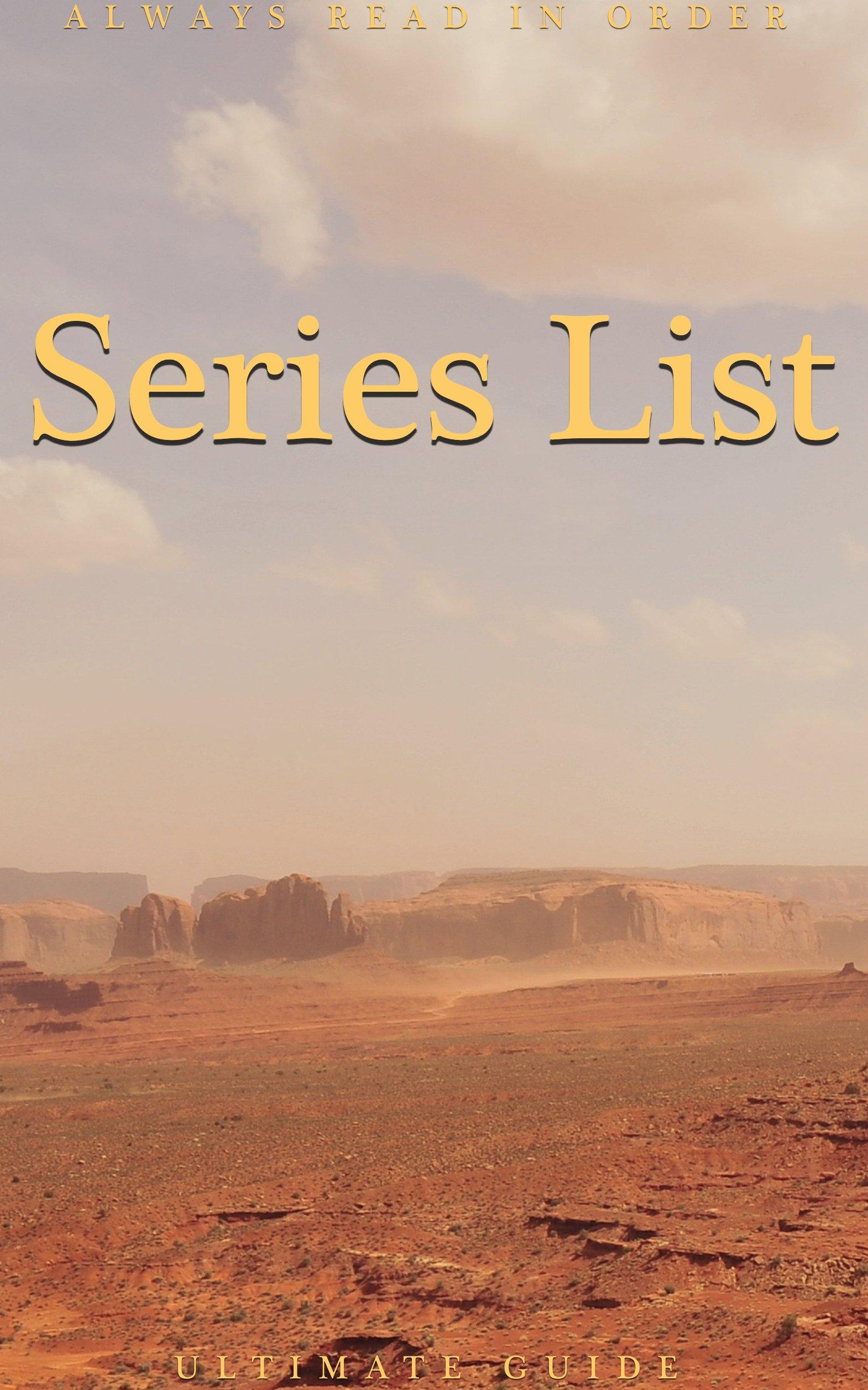 Series List: Louis L'Amour: Sackett Series & Westerns in Order