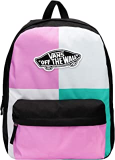 Vans Women's REALM BACKPACK ORCHID PATCHWORK, One Size