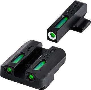 TFX Tritium and Fiber-Optic Xtreme Handgun Sights for FN Pistols