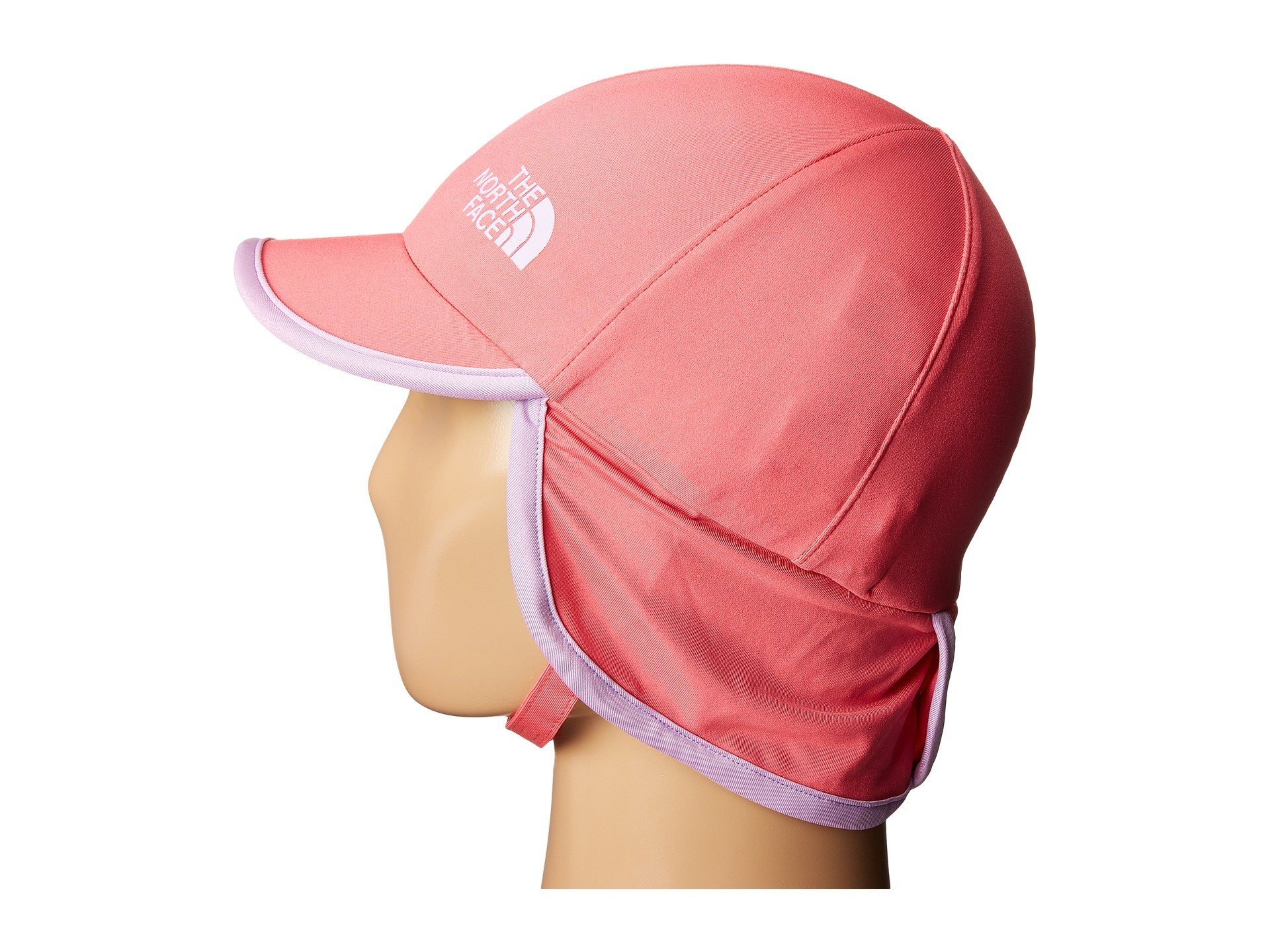 The North Face Kids Baby Sun Buster Hat At Zappos Com