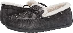 Faux Shearling Moccasin