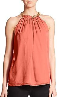 16f2d135 Amazon.com: Diane von Furstenberg - Blouses / Blouses & Button-Down ...