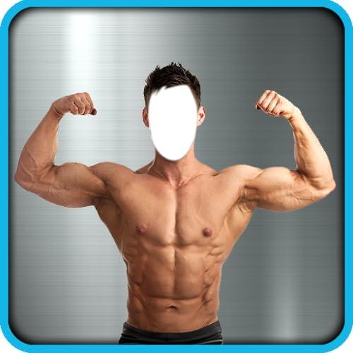 Bodybuilder Gesicht Changer