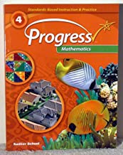 Common Core Progress Mathematics Grade 4