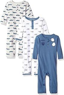 Unisex Baby Cotton Coveralls