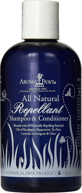 Aroma Paws Repellant Shampoo, 9Ounce