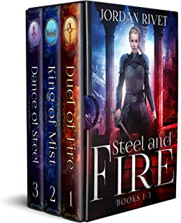 Steel and Fire Books 1-3 Box Set