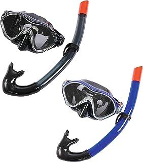 Bestway Hydro Swim Aero Mask and Snorkel Set, Multi-Colour, 24014
