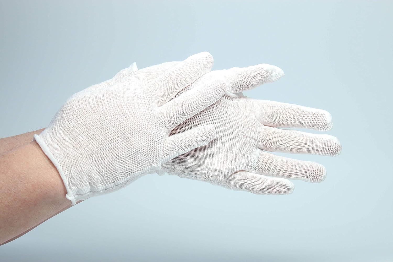 Ladies' Cotton Film Gloves
