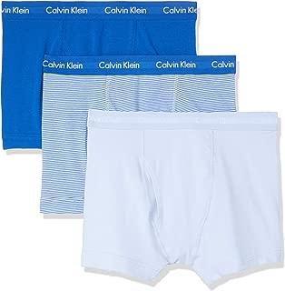 Calvin Klein Men's Underwear Cotton Stretch Trunks (3 Pack)