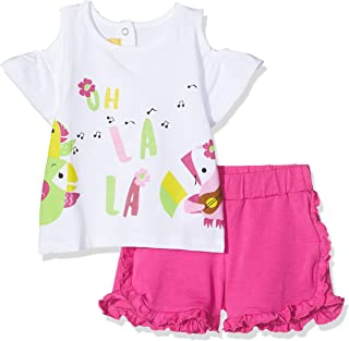 Chicco Girls Salopette Gonna Dungarees