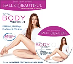 Ballet Beautiful Ballet Workout DVD – Total Body Workout. Mary Helen Bowers Barre..