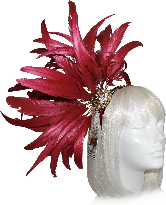 Mr. Song Millinery Starburst Fascinator Headband - FF75
