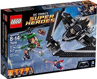Lego Super Heroes Bitwa powietrzna