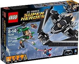 LEGO - Héroes de la Justicia: Combate aéreo, Multicolor (76046)