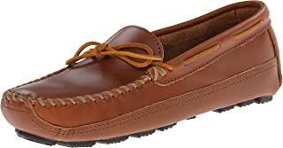 Men's Double Bottom Cowhide Moccasin
