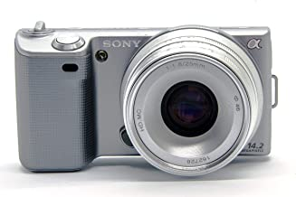 Sony Alpha NEX-5 Interchangeable Lens Digital Camera Body Only (Silver)