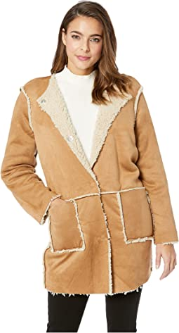 Had Me at Hello Reversible Coat