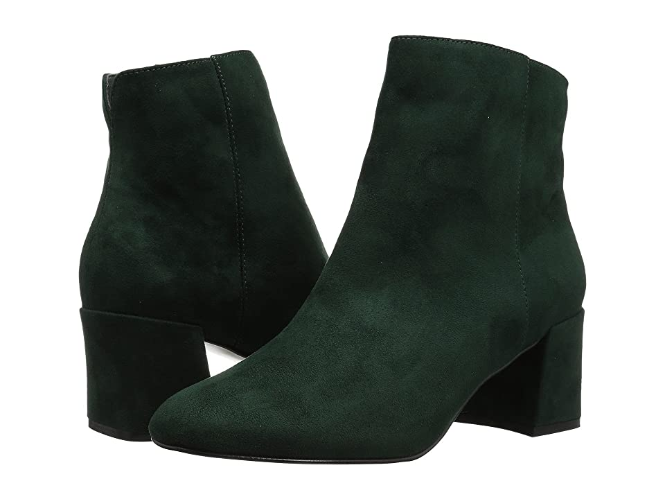 Chinese Laundry Daria (Forest Green Fine Suede) Women