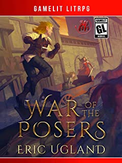War of the Posers (The Bad Guys Book 4) (English Edition)