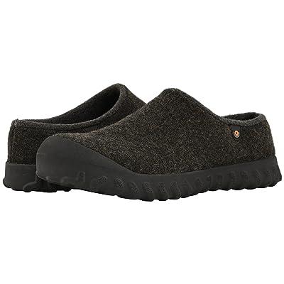 Bogs B Moc Slip-On Wool (Gray Multi) Men