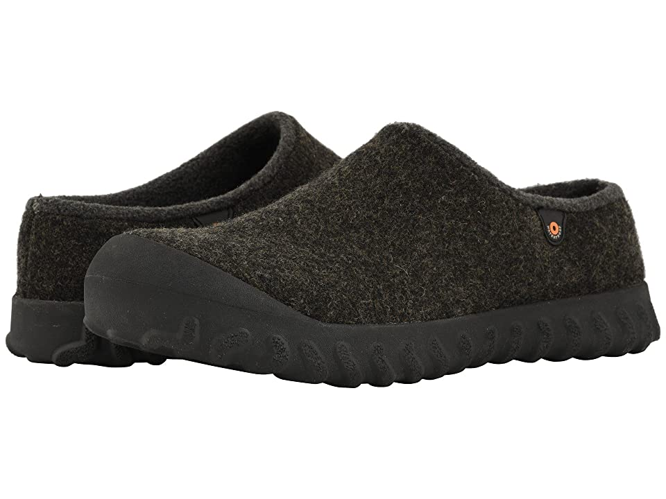 Bogs B Moc Slip-On Wool (Gray Multi) Men