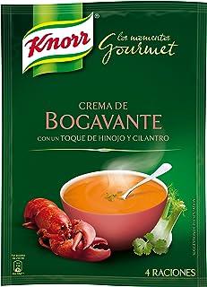 Knorr Crema Desh Gourmet Bogavante - 61 gr