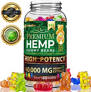 Best pot gummy bears for pain Reviews