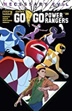 Saban's Go Go Power Rangers #25 (English Edition)