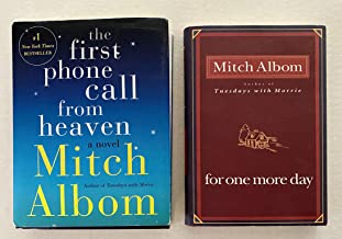 2 Books! 1) The First Phone Call From Heaven 2) For One More Day