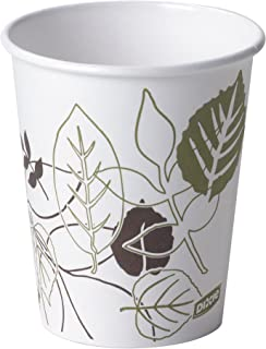 Dixie Paper Hot Coffee Cup, 10 oz, 10 oz.
